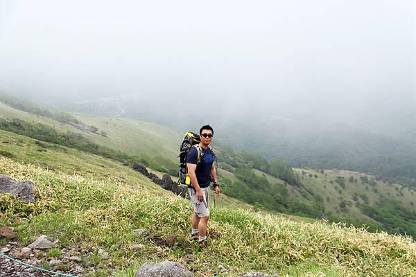 일본 키리가미네(霧ヶ峰) 쿠루마야마(車山) 1,925m