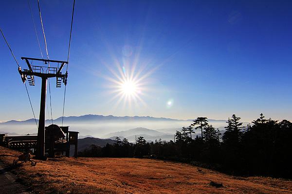 신비로운 영산 온타케산 (木曽 御嶽山 長野県 3,067m)